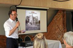2019-06-30 Presentatie boek Meerwijk in kasteeltje Meerwijk (12) Inleiding Jac Biemans