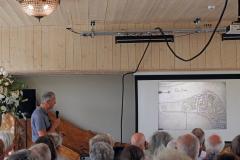 2019-06-30 Presentatie boek Meerwijk in kasteeltje Meerwijk (15) 1e deel presentatie door Rob Gruben