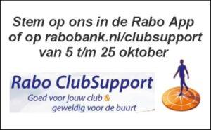 Rabo Club Support Actie